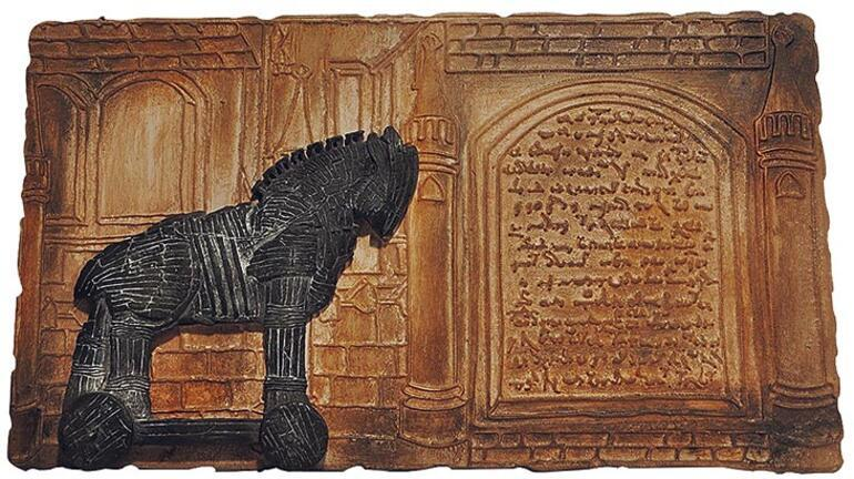 Truva Koleksiyonu British Museum'da