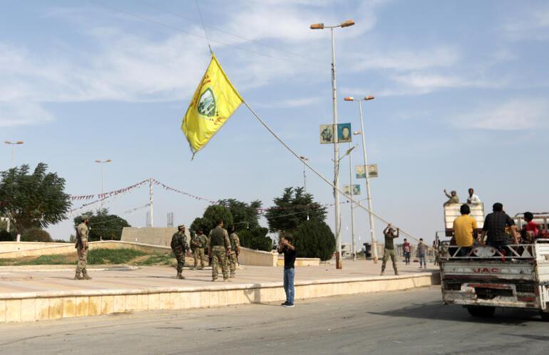 Dakika dakika Barış Pınarı Harekâtı... Örgütün yabancı yöneticileri Iraka kaçtı