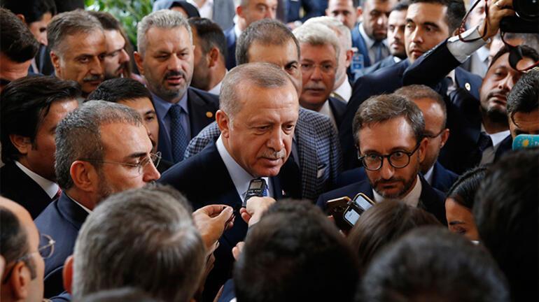 Cumhurbaşkanı Erdoğan: Barış Pınarı Harekatının sona ermesi için tek şartımız var