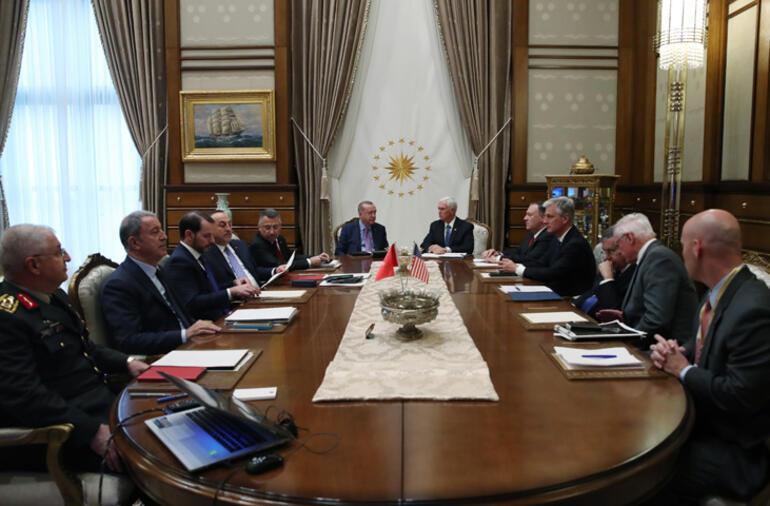 Son dakika... Pence açıkladı: Türkiye ile ABD ateşkes için anlaştı