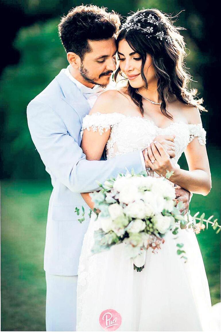 'Evlilik sakinlik getirdi'