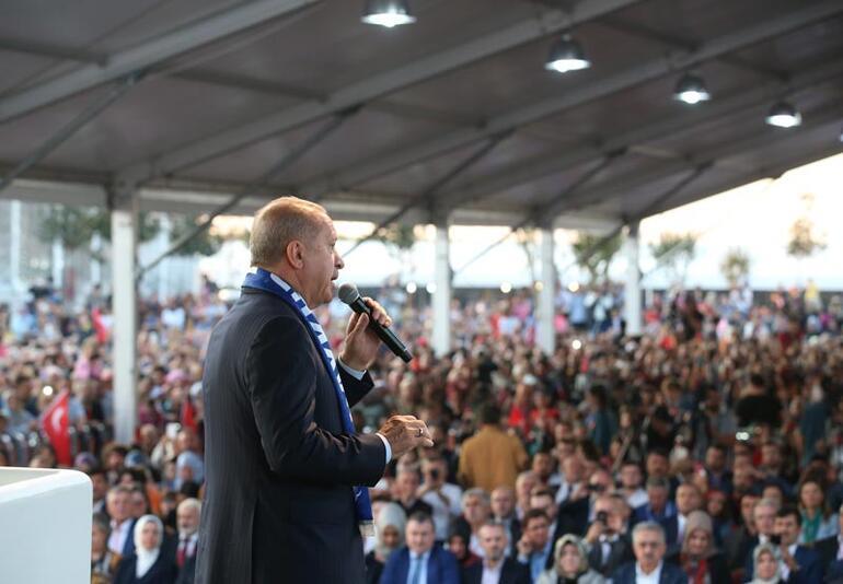 Son dakika... Cumhurbaşkanı Erdoğan: 9 günde 765 terörist etkisiz hale getirildi