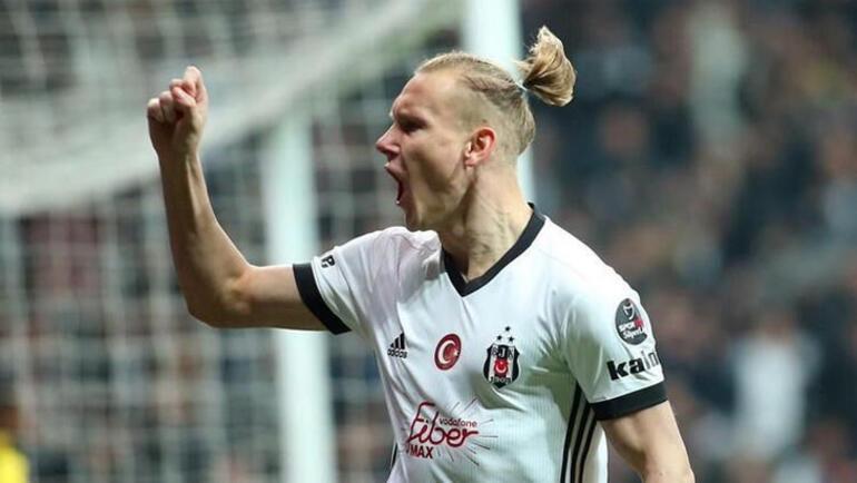 Beşiktaşa derbi öncesi Vidadan kötü haber