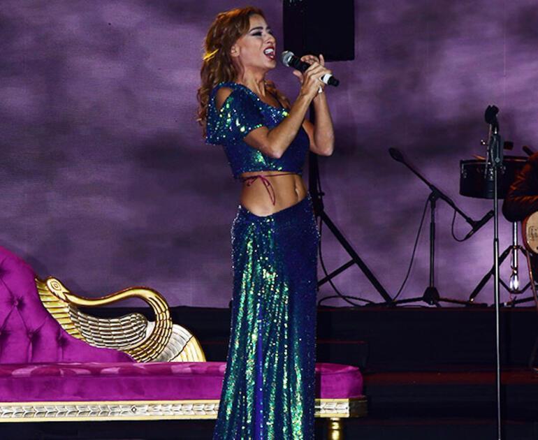 Yıldız Tilbeden sekizinci Harbiye konseri