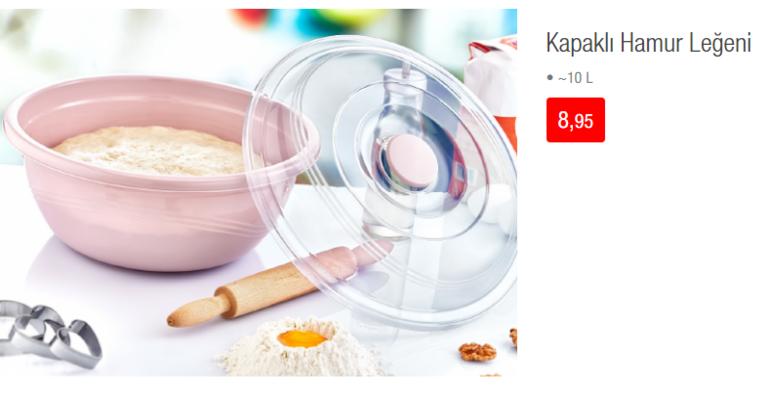 BİM aktüel ürünler kataloğu | 25 Ekim BİM indirimli ürünler kataloğu