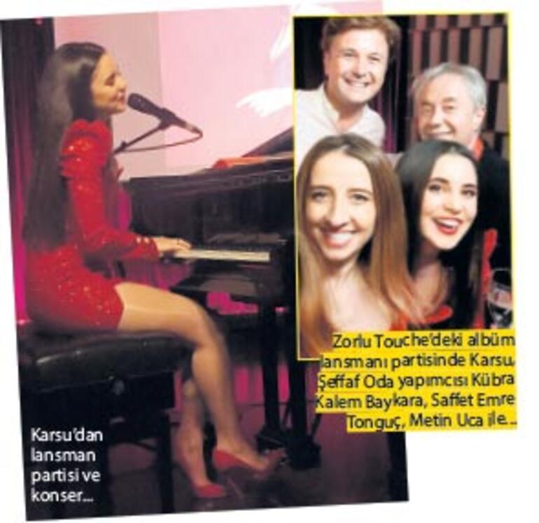 Sertab'ın Müzikali Şeffaf Oda'da