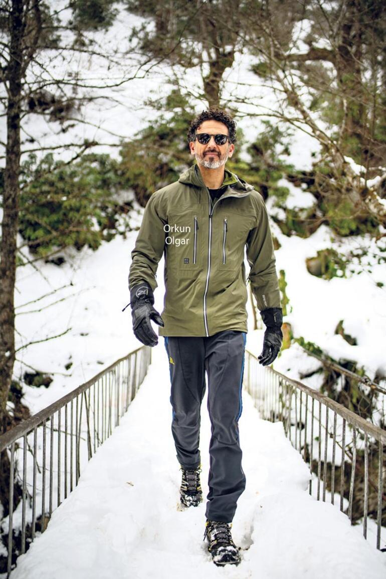 Belgesel tutkunları outdoor giyimi şehirde büyütüyor