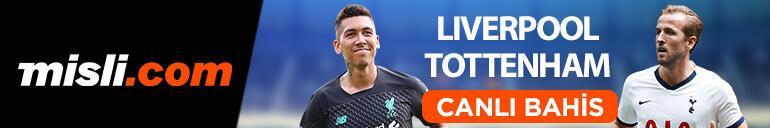 Liverpool-Tottenham maçının canlı bahis heyecanı misli.comda