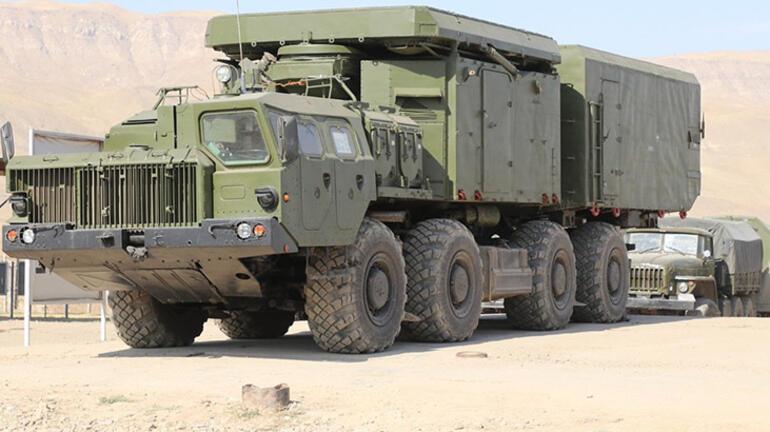 Rusya, Tacikistana hava savunma sistemlerini trenle gönderdi