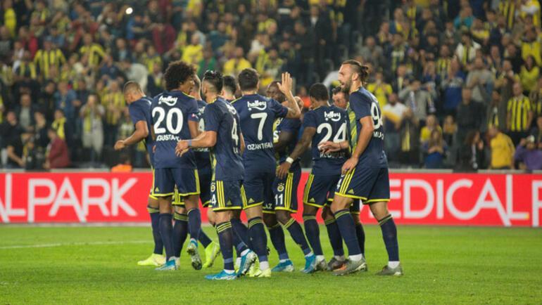 Fenerbahçeye 12 puanlık piyango