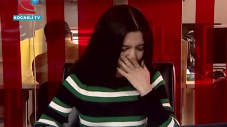 Spiker okuduğu haberden sonra gözyaşlarını tutamadı