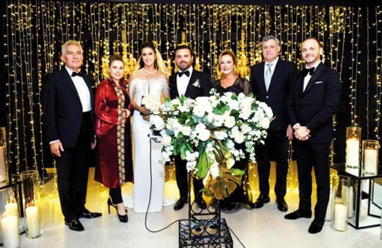 Ayhan Işıkın torunu Emre Levent evlendi
