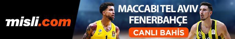 Maccabi Tel Aviv - Fenerbahçe Beko canlı heyecanı Misli.comda