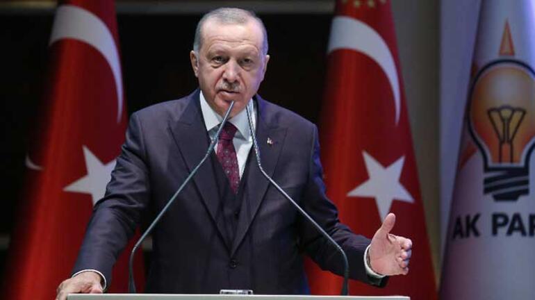 Cumhurbaşkanı Erdoğandan AK Parti teşkilatına uyarı: Kulak asmayın