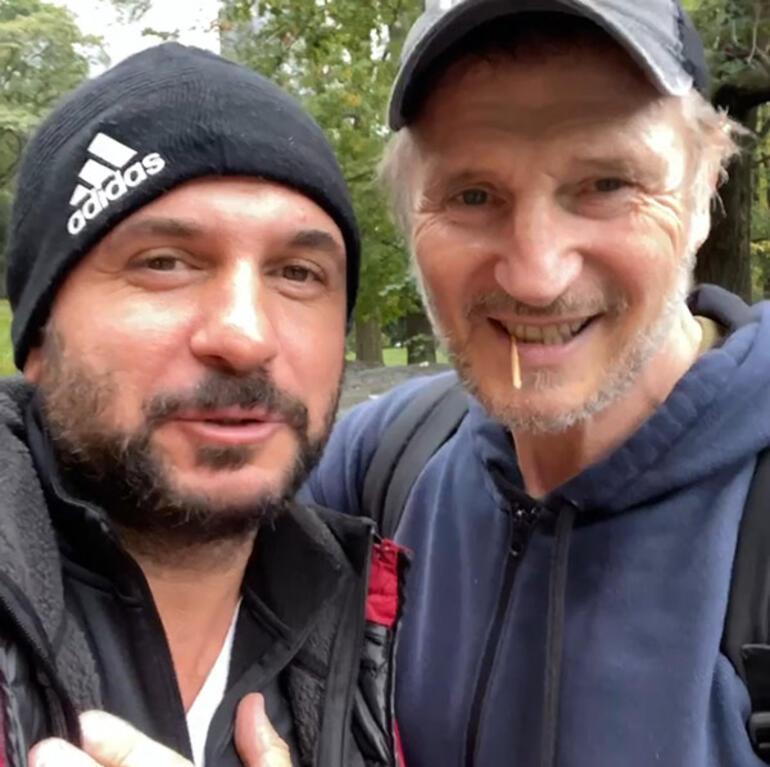 Liam Neesondan İstanbul hatırası