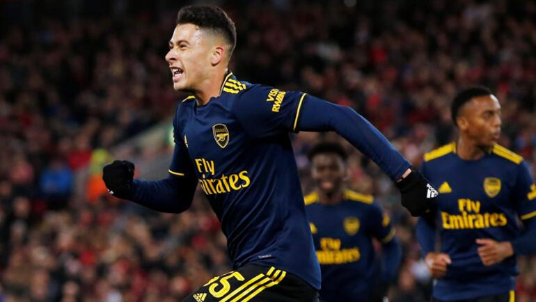 Arsenalin yeni pırlantası Martinelli