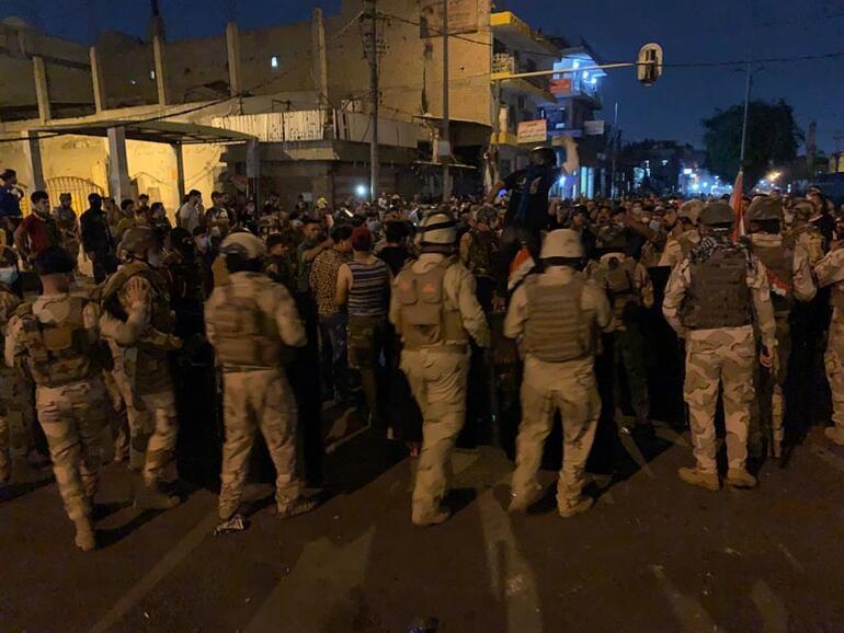 Irakta son durum: İnterneti kestiler