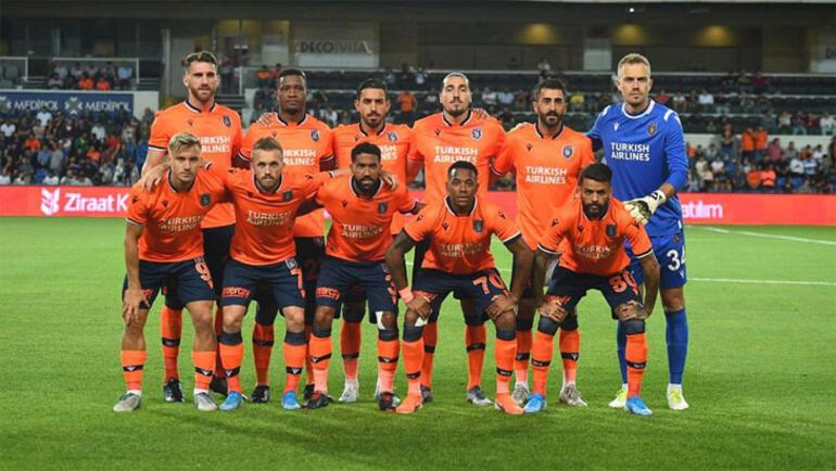 UEFA, 5 Başakşehirli futbolcuyu disiplip kuruluna sevk etti