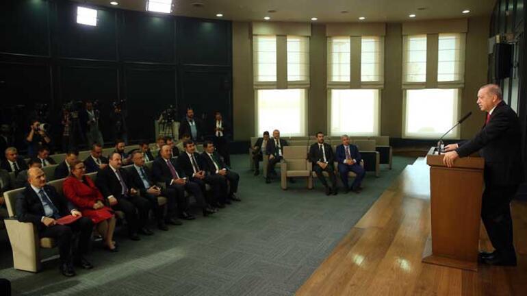 Cumhurbaşkanı Erdoğan: DNAsı doğrulanmış çocuğunun da olması bizim için önemli