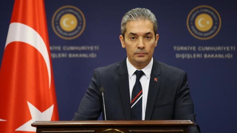 Türkiyeden Yunanistan açıklaması: Türklere yaptıkları mezalimi unutmadık