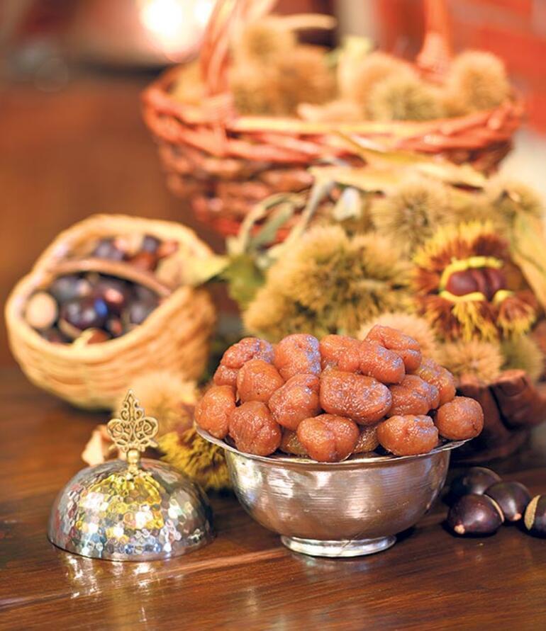 Kestane şekeri Türkiye'nindir