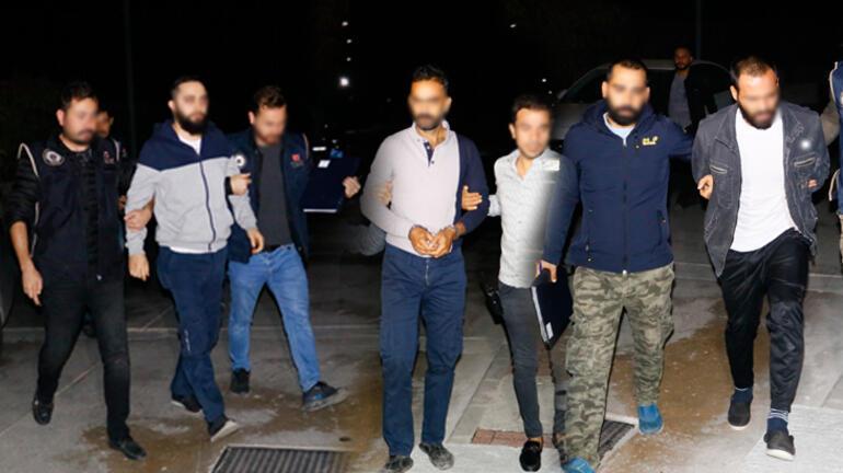 DEAŞ ve El Kaide operasyonu Gözaltılar var...