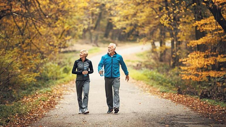 Kalbiniz için yürüyün