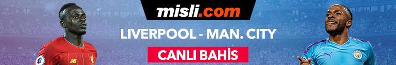 Büyük heyecan Manchester City-Liverpool maçı canlı bahisle Misli.comda...
