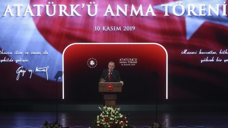 Cumhurbaşkanı Erdoğandan Osmanlı tepkisi: Hepsi yalan