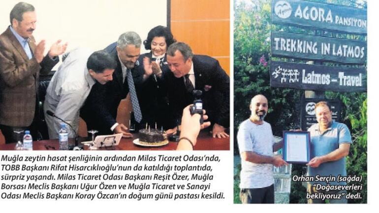 Milas'ın zeytini, Bafa'nın muhteşem güzelliği ve halk ozanı Mehmet Akgün