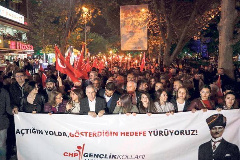 'Bizim Atatürkçülüğümüz güçlü Türkiye'dir'
