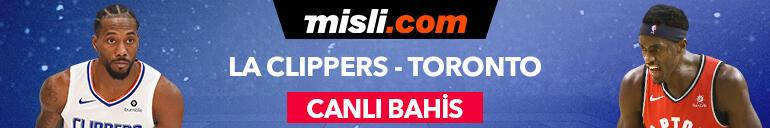 La Clippers – Toronto Raptors maçı canlı bahisle Misli.comda