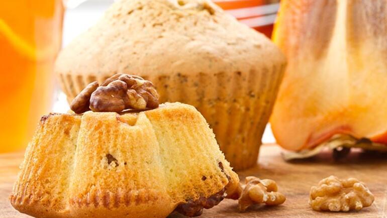 Cennet hurmasından yapılan şekersiz 4 tatlı tarifi