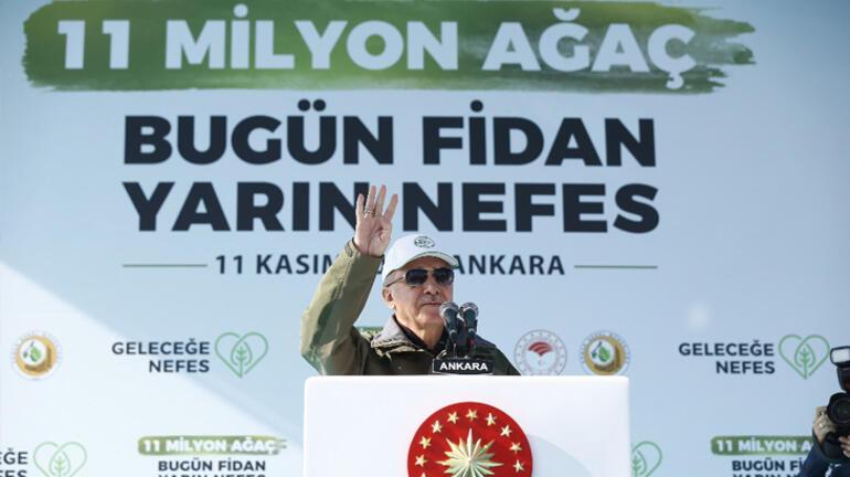 Cumhurbaşkanı Erdoğandan İmamoğlunun temel atmama törenine tepki