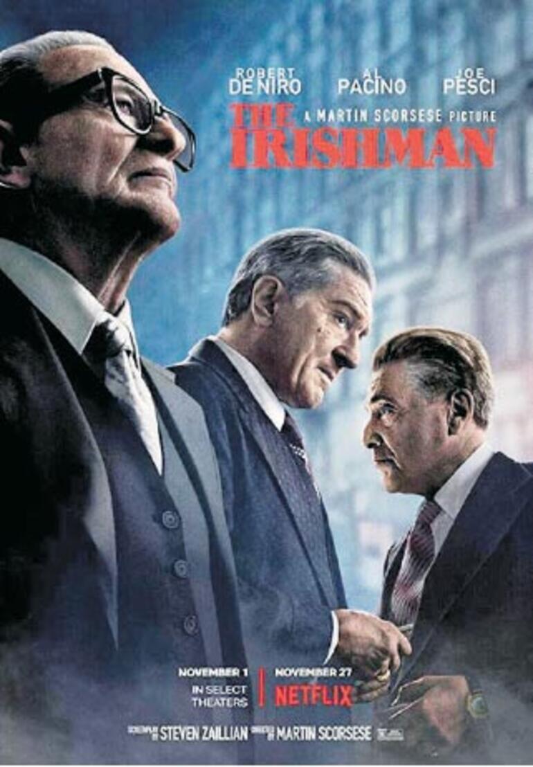 Scorsese ve Yılmaz Erdoğan'ın ortak noktası