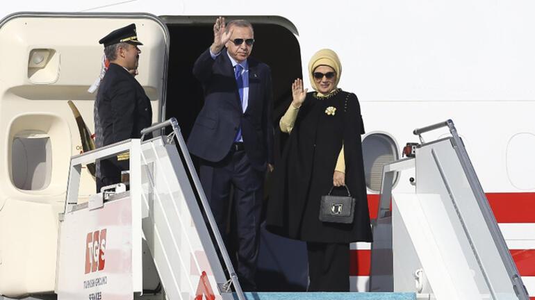 Son dakika... ABD ziyareti öncesi Cumhurbaşkanı Erdoğandan önemli açıklamalar