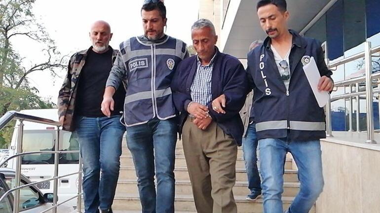 Cenazeye katılıp ağlamış Katil tutuklandı