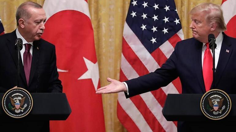 Son dakika | Beyaz Sarayda Türkiye-ABD zirvesi... Erdoğan ve Trumptan ortak basın açıklaması
