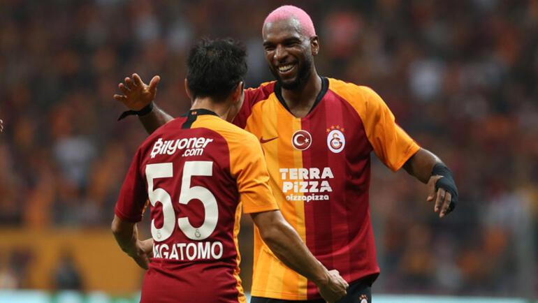 Galatasarayda beklenen ayrılık: Nagatomo...