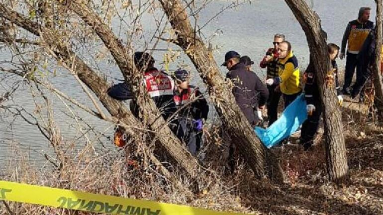 4 gündür kayıp olan nakliyecinin Kızılırmakta cesedi bulundu