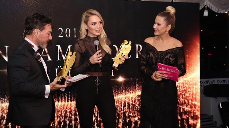 2019 Gelin Damat Dergisi Ödülleri sahiplerini buldu
