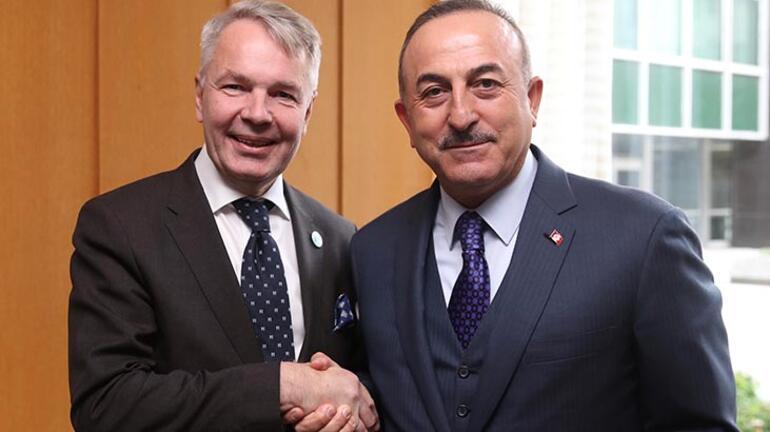 Dışişleri Bakanı Çavuşoğlu Washingtonda ikili temaslarda bulundu