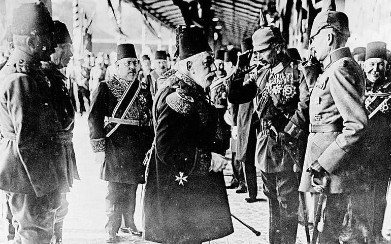 2. Wilhelm tablosu  101 yıldır vatansız