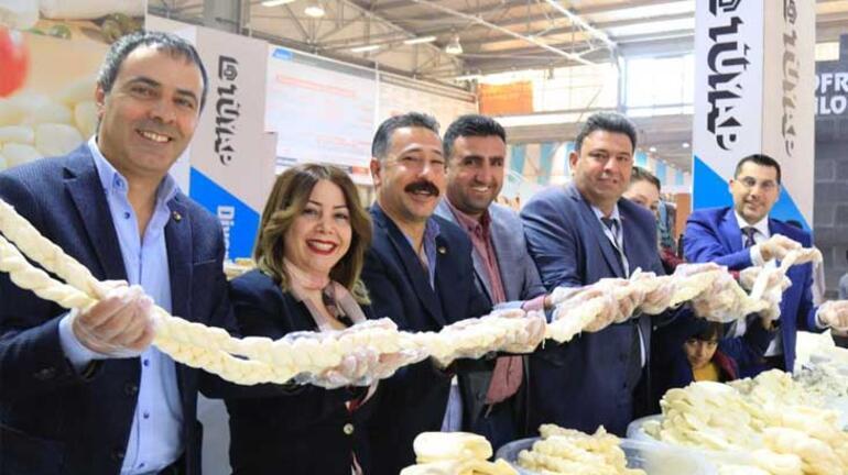 Diyarbakır'ın efsane lezzetleri büyük ilgi gördü
