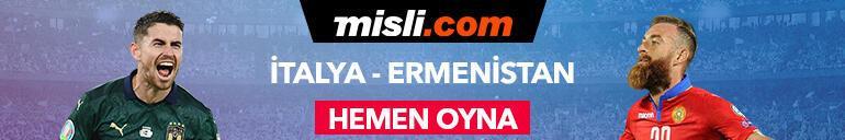 İtalya-Ermenistan maçının heyecanı Misli.comda