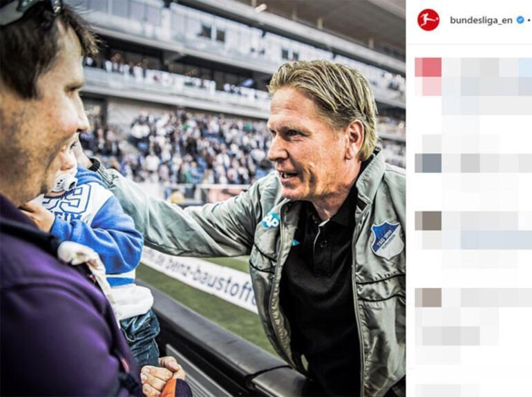 Kölnün teknik direktörü Markus Gisdol oldu