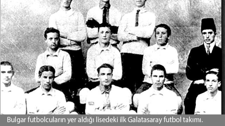 Galatasaraylı Bulgarlar