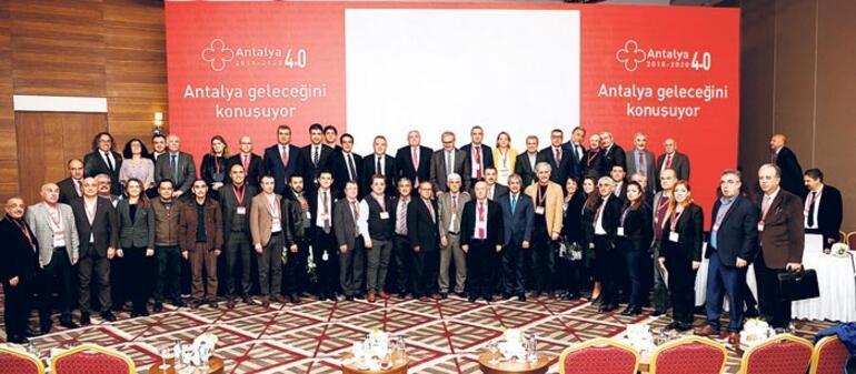 Antalya '4.0' ile dijitalleşecek