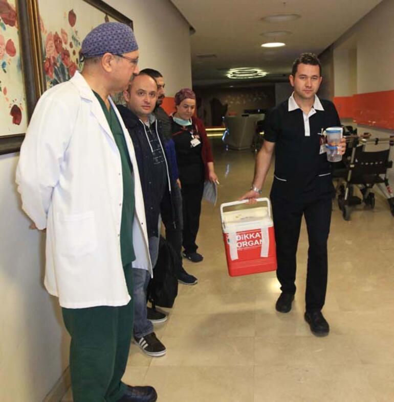 Hem kaybettikleri anneleri hem kendileri için organ bağışı kararı aldılar