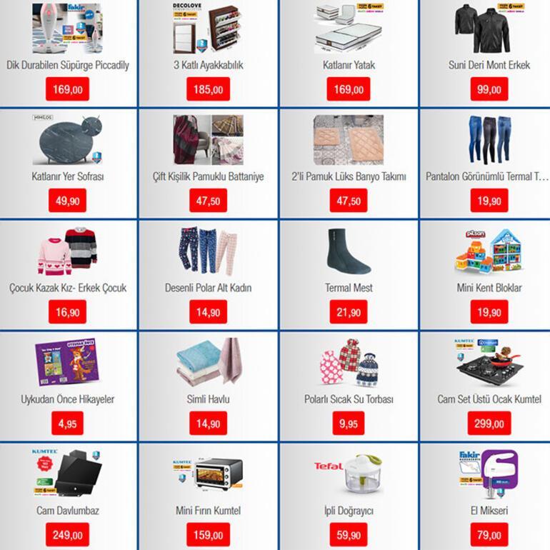 BİM bu hafta - BİM marketlerinde Cuma indirimi...(aktüel katalog)